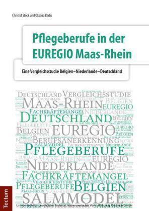 Pflegeberufe in der EUREGIO Maas-Rhein