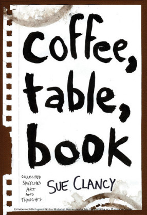 Coffee, Table, Book