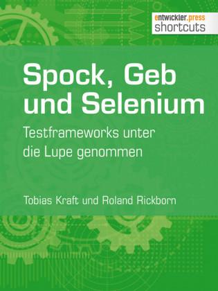 Spock, Geb und Selenium