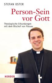 Person-Sein vor Gott Cover
