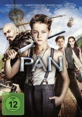 Pan, DVD Cover