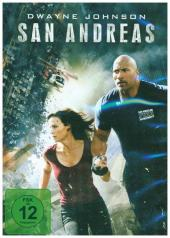 San Andreas, DVD Cover