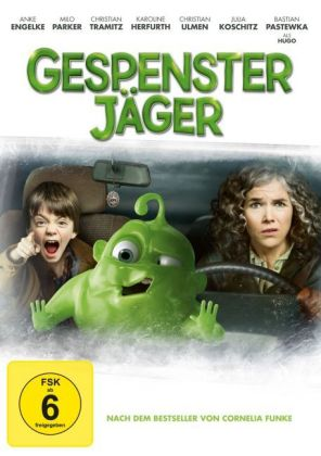Gespensterjäger, 1 DVD