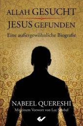 Allah gesucht - Jesus gefunden Cover