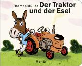 Der Traktor und der Esel Cover