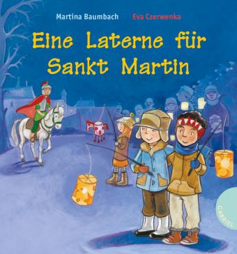 Eine Laterne für Sankt Martin, kleine Ausgabe