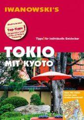 Iwanowski's Reisehandbuch Tokio mit Kyoto Cover