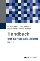 Handbuch der Schulsozialarbeit Cover