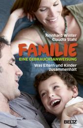 Familie. Eine Gebrauchsanweisung Cover