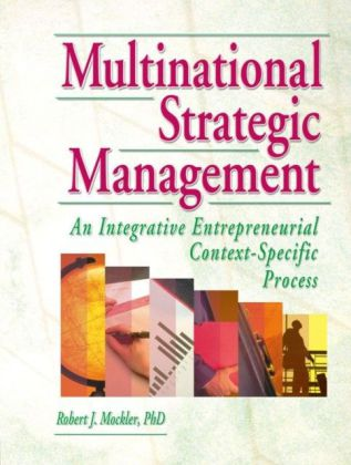Multinational Strategic Management