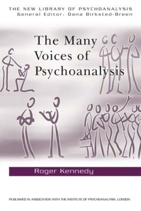 Many Voices of Psychoanalysis