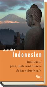 Lesereise Indonesien Cover