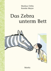 Das Zebra unterm Bett Cover
