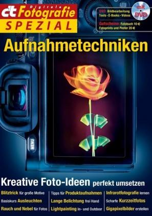 c't Fotografie Spezial: Aufnahmetechniken