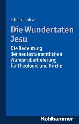 Die Wundertaten Jesu
