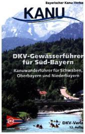 DKV-Gewässerführer für Süd-Bayern Cover