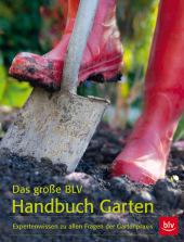 Das große BLV Handbuch Garten Cover