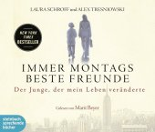 Immer montags beste Freunde, 4 Audio-CDs Cover