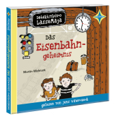 Detektivbüro LasseMaja - Das Eisenbahngeheimnis, 1 Audio-CD