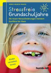 Stressfreie Grundschuljahre Cover