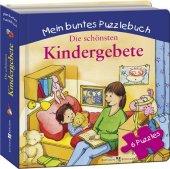 Mein buntes Puzzle-Buch - Die schönsten Kindergebete