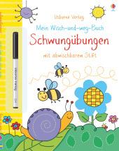 Mein Wisch-und-weg-Buch, Schwungübungen Cover