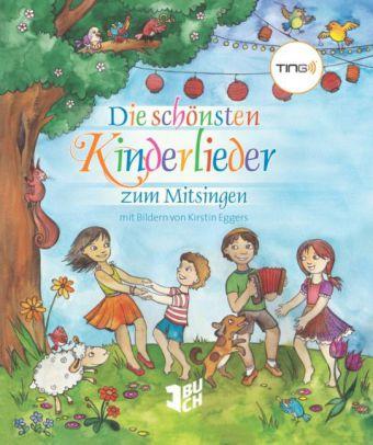 Die schönsten Kinderlieder zum Mitsingen, TING-Ausgabe