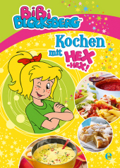 Bibi Blocksberg - Kochen mit Hex-hex! Cover