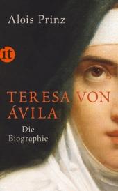 Teresa von Ávila Cover