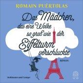 Das Mädchen, das eine Wolke so groß wie der Eiffelturm verschluckte, 5 Audio-CDs