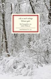 'Als es noch richtige Winter gab' Cover