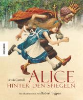 Alice hinter den Spiegeln Cover