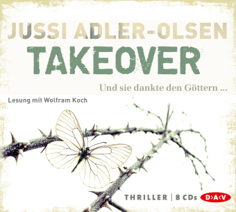 Takeover, 8 Audio-CDs