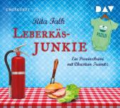 Leberkäsjunkie, 7 Audio-CDs Cover