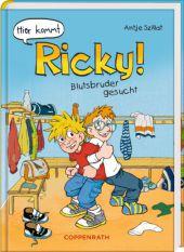 Hier kommt Ricky! - Blutsbruder gesucht Cover