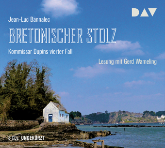 Bretonischer Stolz, 8 Audio-CDs
