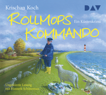 Rollmopskommando, 5 Audio-CDs