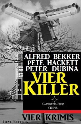 Vier Killer: Vier Krimis
