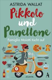 Pikkolo und Panettone Cover