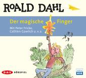 Der magische Finger, 1 Audio-CD