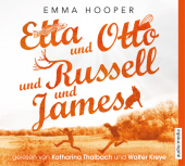 Etta und Otto und Russell und James, 5 Audio-CDs Cover