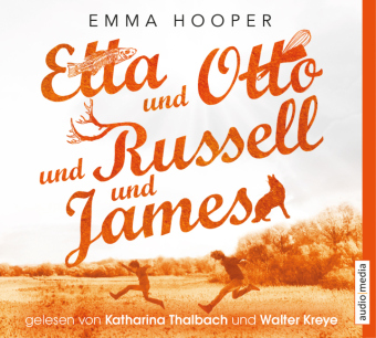Etta und Otto und Russell und James, 5 Audio-CDs