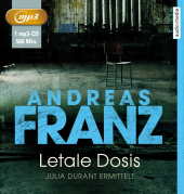 Letale Dosis, MP3-CD Cover