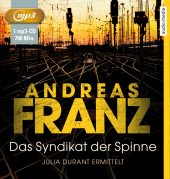 Das Syndikat der Spinne, MP3-CD Cover