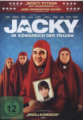 Jacky im Königreich der Frauen, 1 DVD