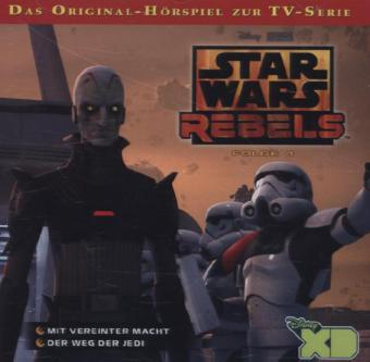 Star Wars Rebels, 2 Audio-CD