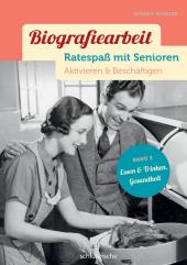 Biografiearbeit - Ratespaß mit Senioren - Essen & Trinken, Gesundheit Cover