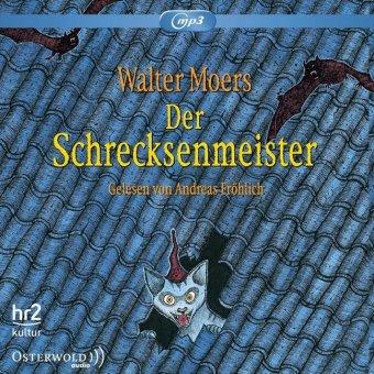 Der Schrecksenmeister, 2 MP3-CDs