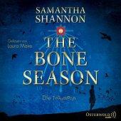 The Bone Season - Die Träumerin, 8 Audio-CDs