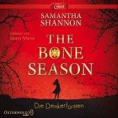 The Bone Season - Die Denkerfürsten, 3 MP3-CDs